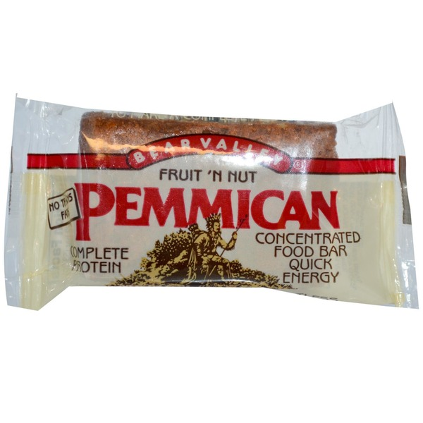 Bear River Valley Pemmican Fruit 'n Nut Bar