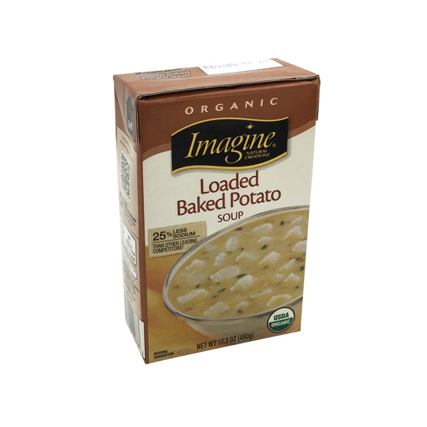Imagine Foods Organic Loaded Baked Potato Soup