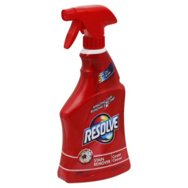Resolve (Carpet) Stain Remover Carpet Cleaner