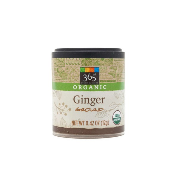 365 Organic Ground Ginger