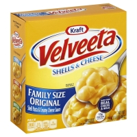 Velveeta Shells & Cheese Original Family Size