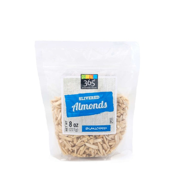 365 Slivered Blanched Almonds