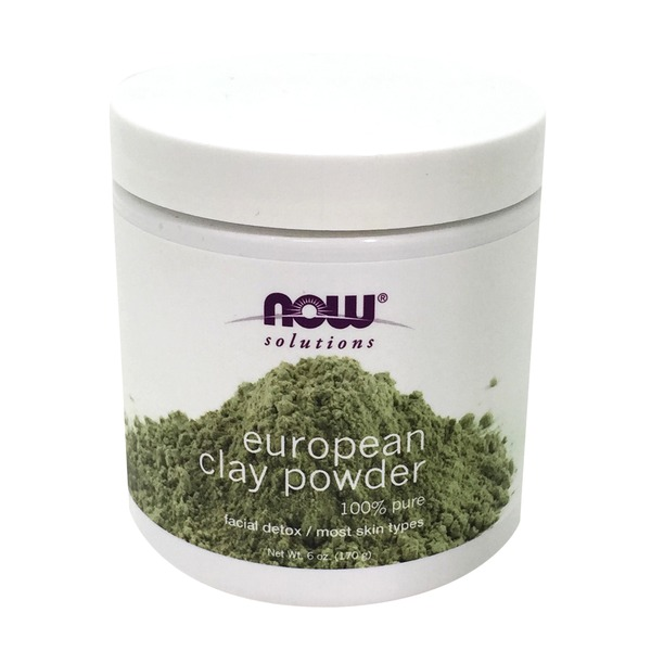 Now French Green Clay Powder