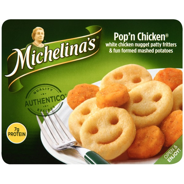 Michelina's Traditional Recipes Pop'n Chicken