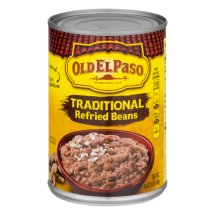 Old El Paso™ Traditional Refried Beans 16 oz. Can, 16.0 OZ