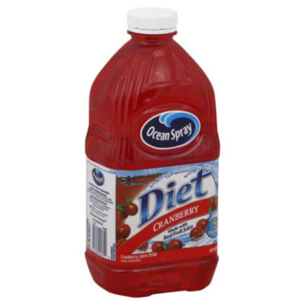 Ocean Spray Diet Cranberry Juice Beverage