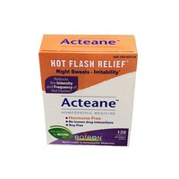 Boiron Acteane Hot Flash Relief Tablets