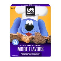 Blue Dog Bakery More Flavors Healthy Treats for Dogs, 20.0 OZ