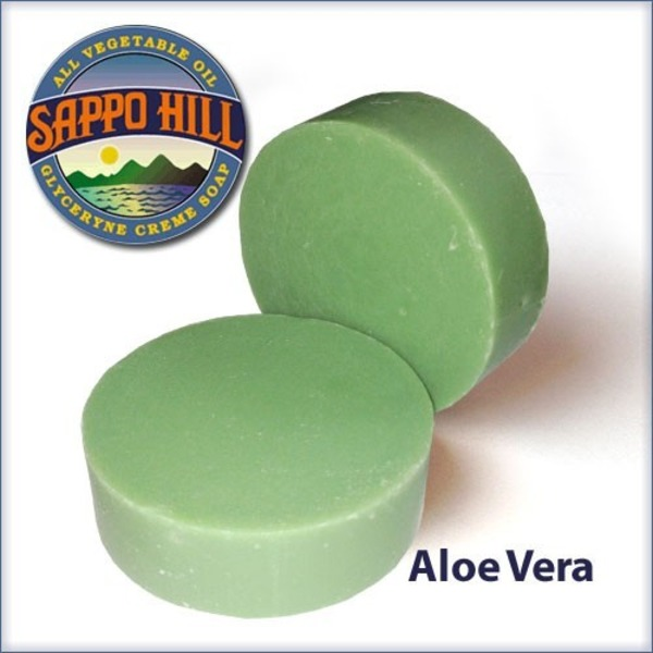 Sappo Hill Aloe Vera Soap Bar
