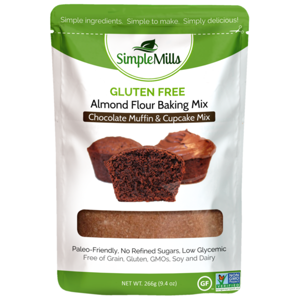 Simple Mills Almond Chocolate Muffin Mix