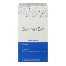 Summer's Eve Medicated Douche - 2 CT
