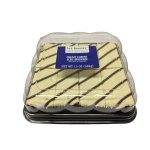 The Bakery at Walmart Cream Cheese Iced Brownie, 13 oz