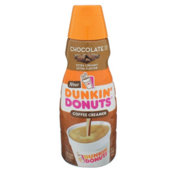 Dunkin' Donuts Chocolate Non-Dairy Creamer