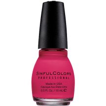 Sinful Colors Professional Nail Polish, Timbleberry, 0.5 Fl Oz