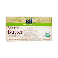 365 Organic Salted Butter