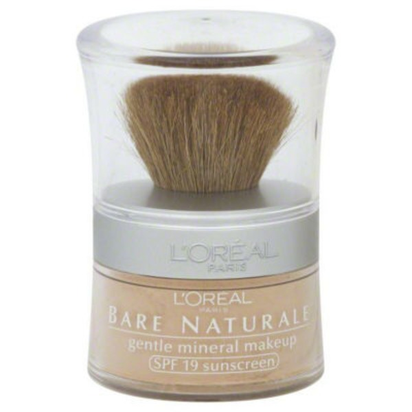 True Match Naturale Light Ivory 458/W1-W2 Foundation