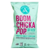 Boomchickapop Lightly Sweet Popcorn