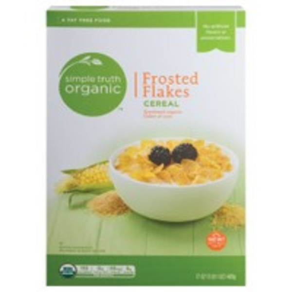 Simple Truth Organic Frosted Flakes Cereal