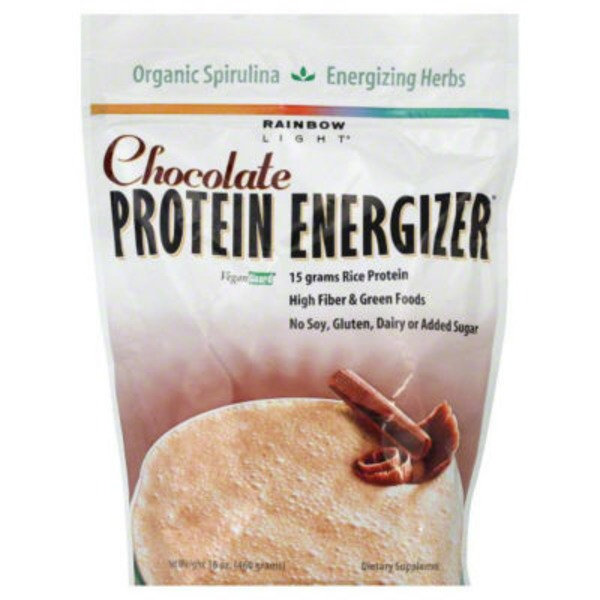 Rainbow Light Protein Engergizer Chocolate