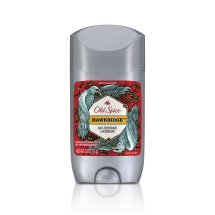 Old Spice Wild Hawkridge Scent Invisible Solid Antiperspirant and Deodorant for Men, 2.6 oz