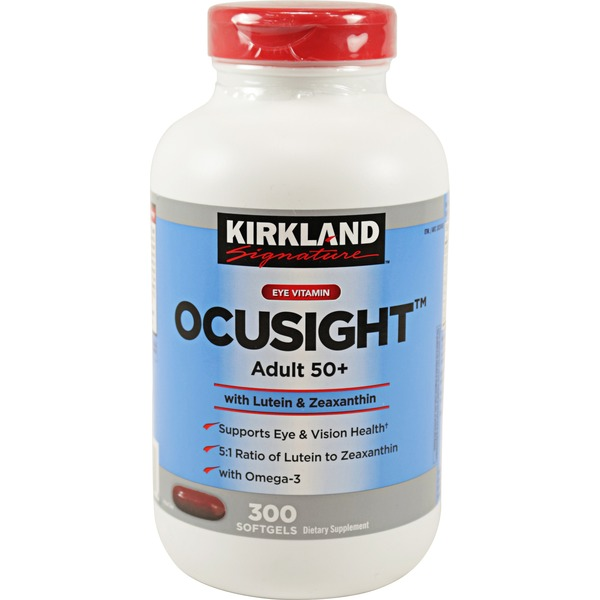 Kirkland Signature Ocusight Adult 50+