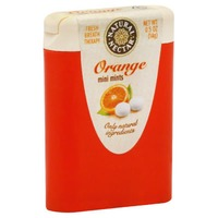 Natural Nectar Orange Mini Mint