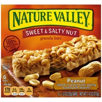 Nature Valley Sweet & Salty Nut Peanut Granola Bars