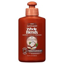 Garnier Whole Blends Leave-In Conditioner with Coconut Oil & Cocoa Butter Extracts 10.2 FL OZ