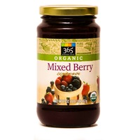 365 Organic Mixed Berry Conserve