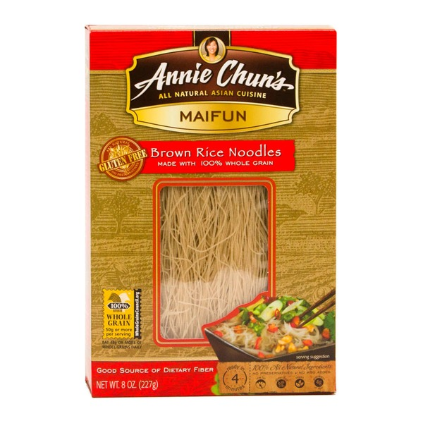 Annie Chun's. Maifun Brown Rice Noodles