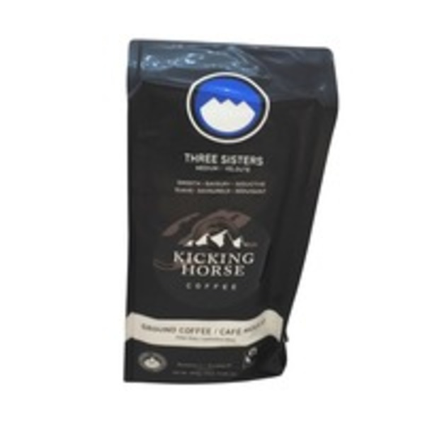 Kicking Horse Coffee Organic Medium Ground Coffee