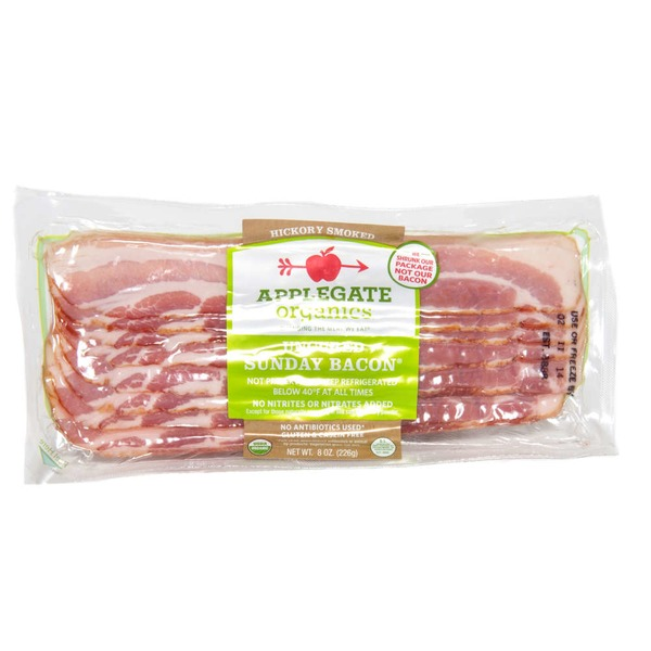 Applegate Organics Uncured Sunday Bacon