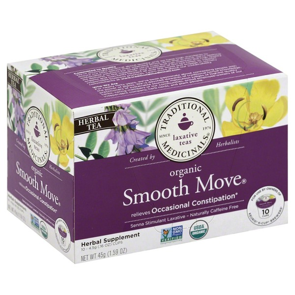 Traditional Medicinals Organic Smooth Move Tea