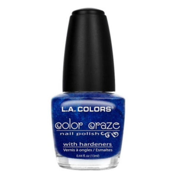L.A. Colors Color Craze Nail Polish, Wired