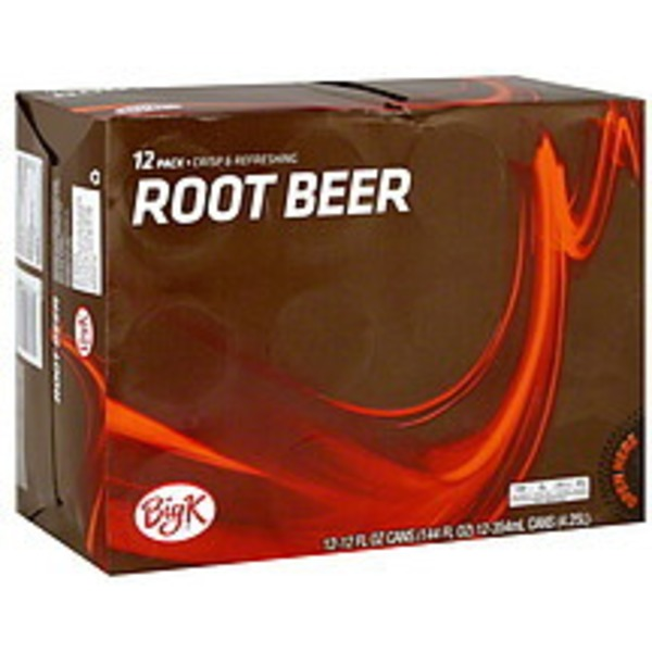Big K Root Beer