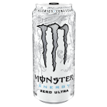 Monster Ultra Energy Drink, Zero, 16 Fl Oz, 4 Count