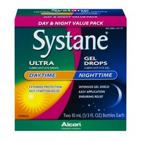 Systane Ultra Daytime/Gel Drops Nighttime - 2 CT