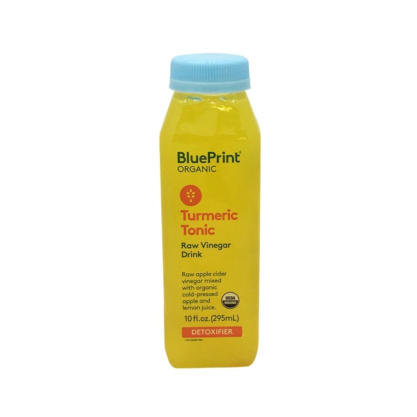 Blueprint Juice Organic Turmeric Tonic Juice