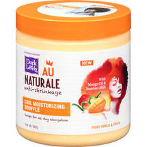 Dark and Lovely Au Naturale Anti-Shrinkage Coil Moisturizing Souffle