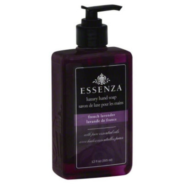 Essenza Luxury Hand Soap French Lavender