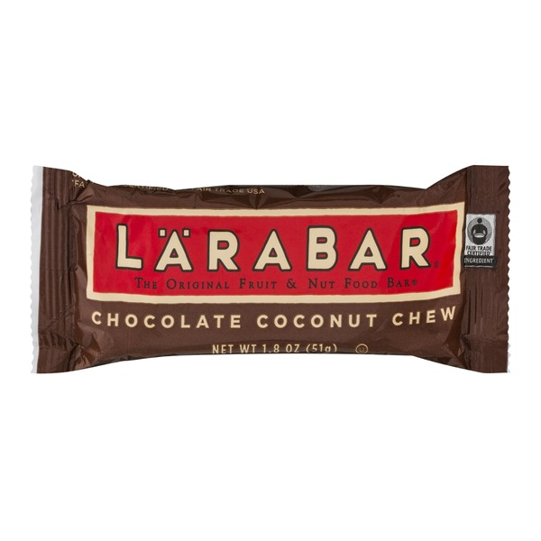 Larabar Fruit & Nut Food Bar Chocolate Coconut Chew