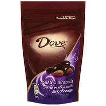 Dove Dark Chocolate With Almonds