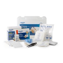 Equate All Purpose First Aid Kit First Aid Essentials Package, 152 Pc