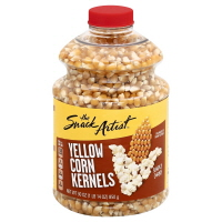 The Snack Artist Popcorn Kernels Yellow