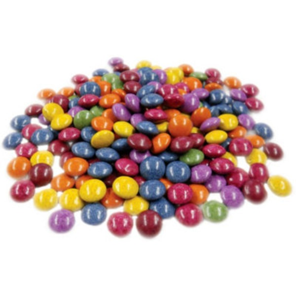 SunRidge Farms Milk Chocolate Rainbow Drops