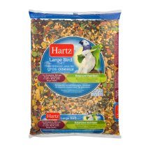 Hartz Large Bird Food, 8.0 LB