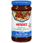 Herdez Roasted Pasilla Chile Cooking Sauce
