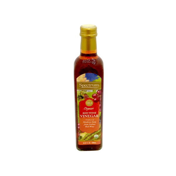 Spectrum Organic Red Wine Vinegar