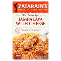 Zatarian's New Orleans Style Jambalaya with Cheese, 8 oz