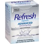 Refresh Optive® Advanced Lubricant Eye Drops 30-0.01 fl. oz. Tubes